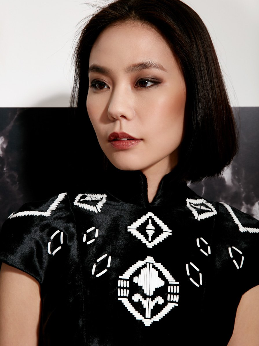 embroidery qipao zoomed