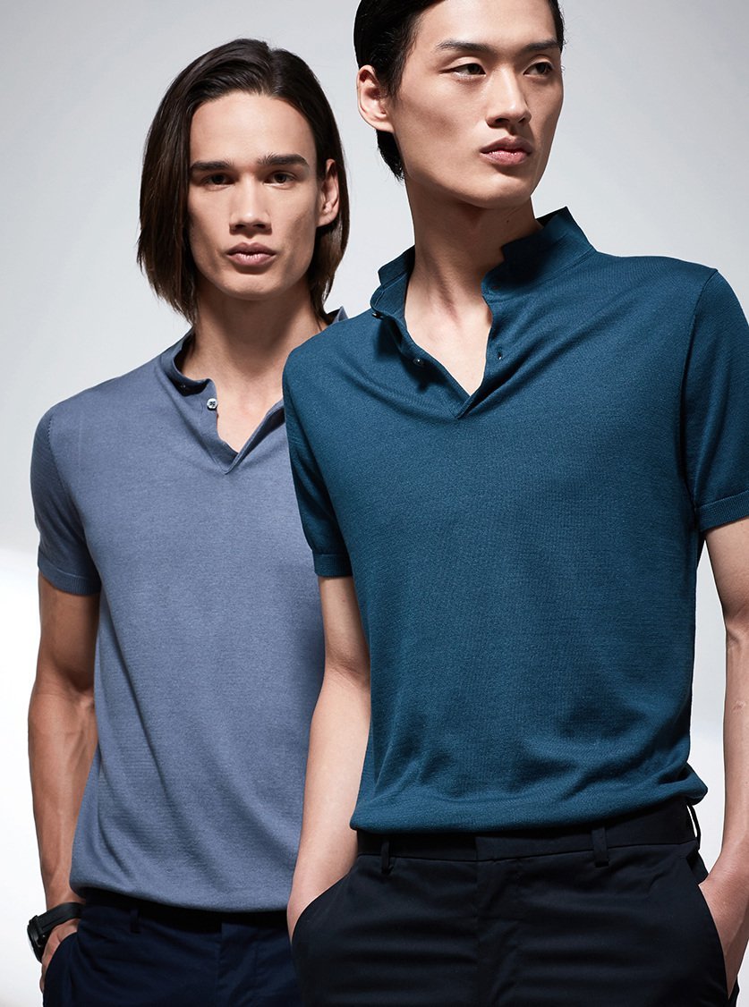Men's Smart Polo Shirts