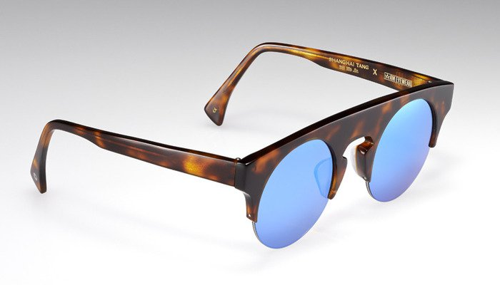 glasses detail