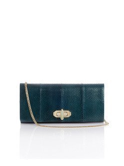Twist Lock Water Snake Clutch