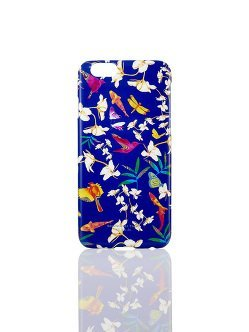 Ginger Flower iPhone 6 Case