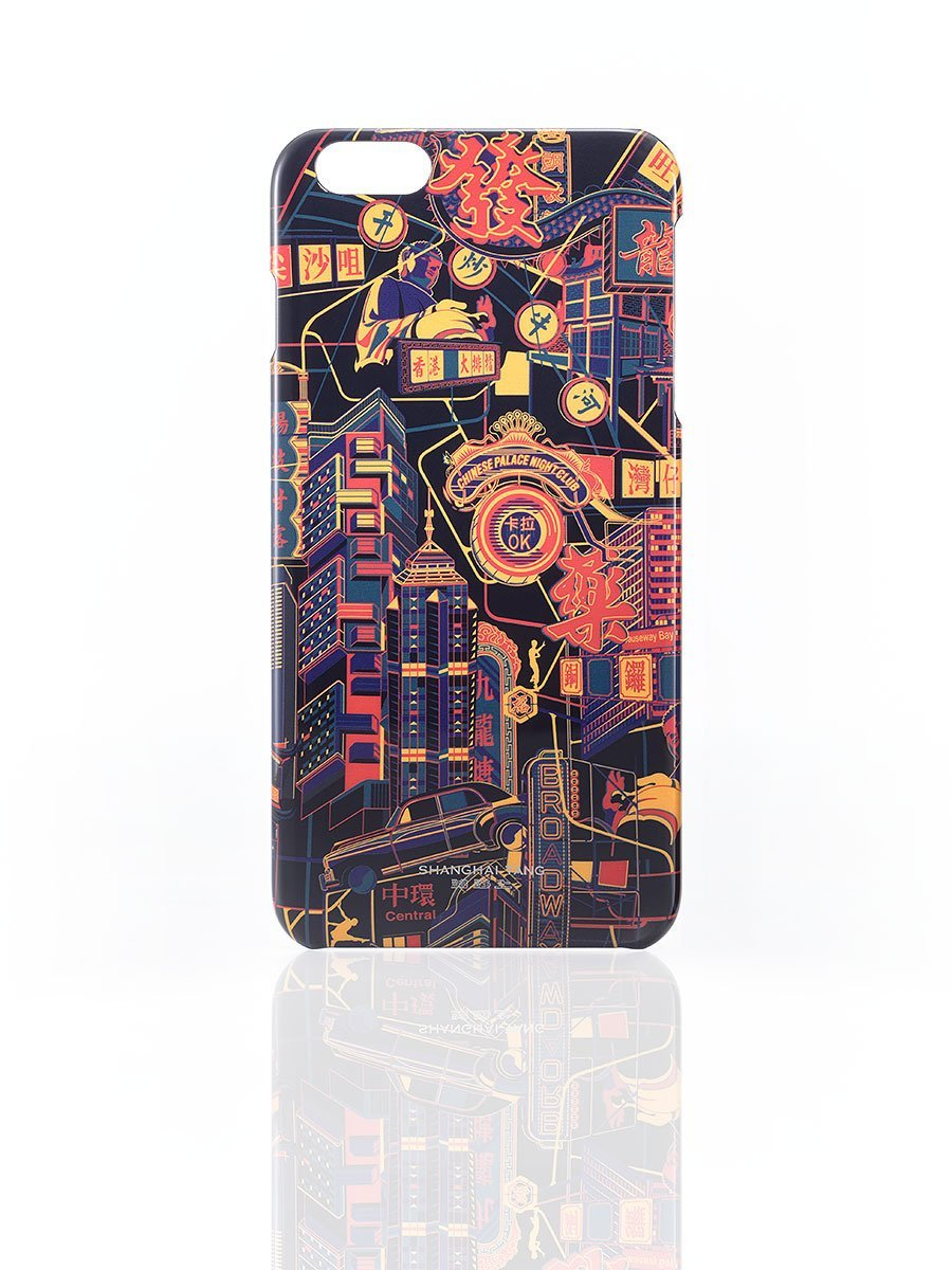HK Queen iPhone 6 Plus Case