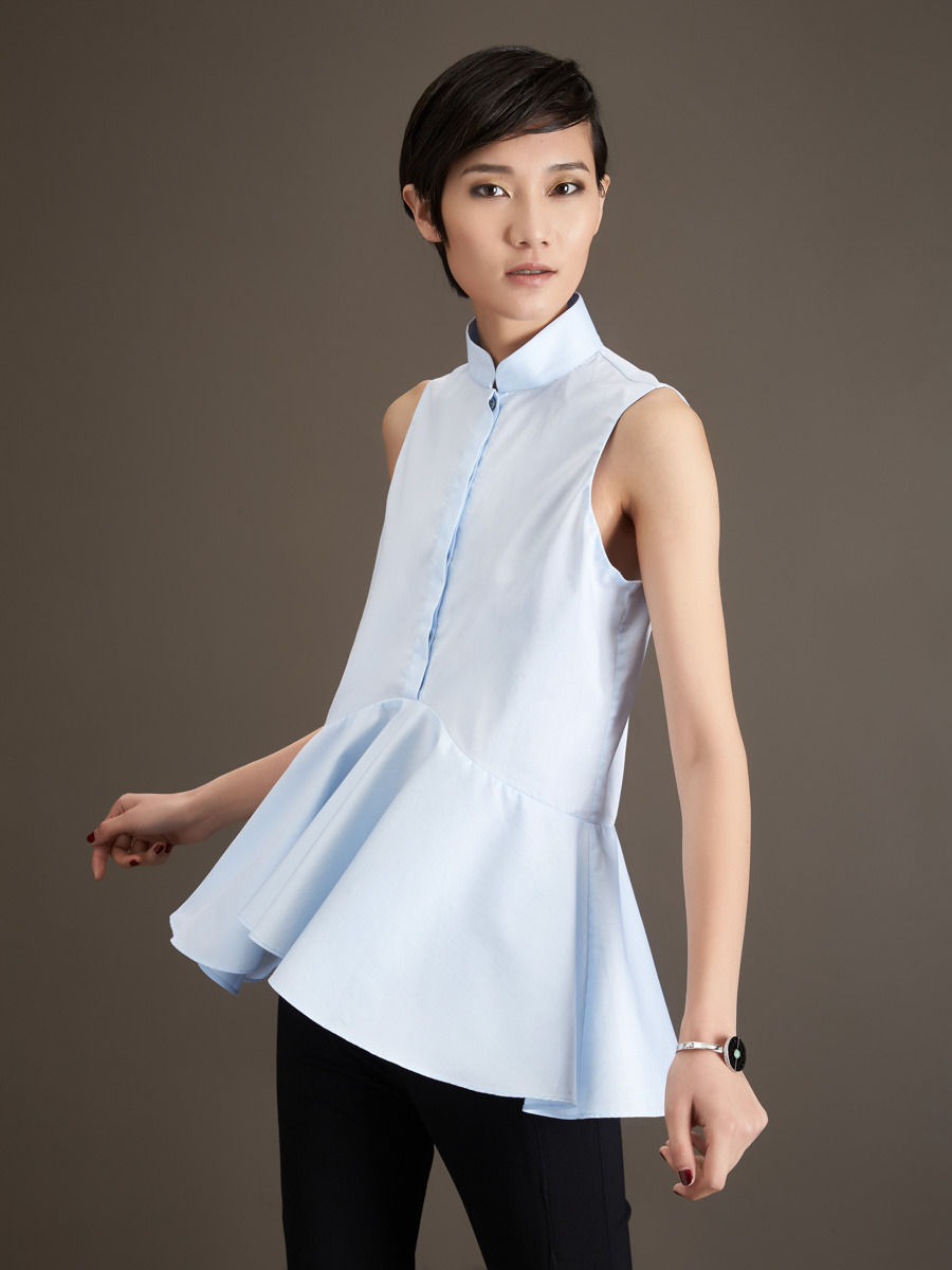 Sleeveless Blouse Cotton On 28