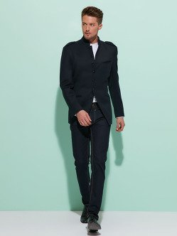 Wool Officer Blazer