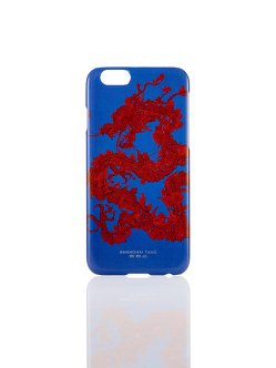 Carved Dragon Case for IPhone 6