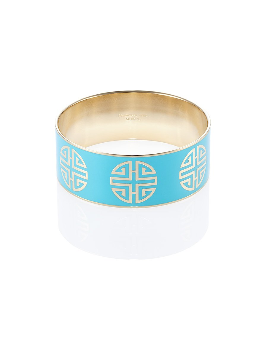 Shou Enamel Bangle