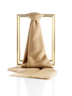 Double Happiness cashmere scarf