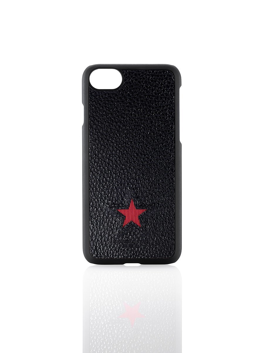 Star Leather iPhone 7 Case