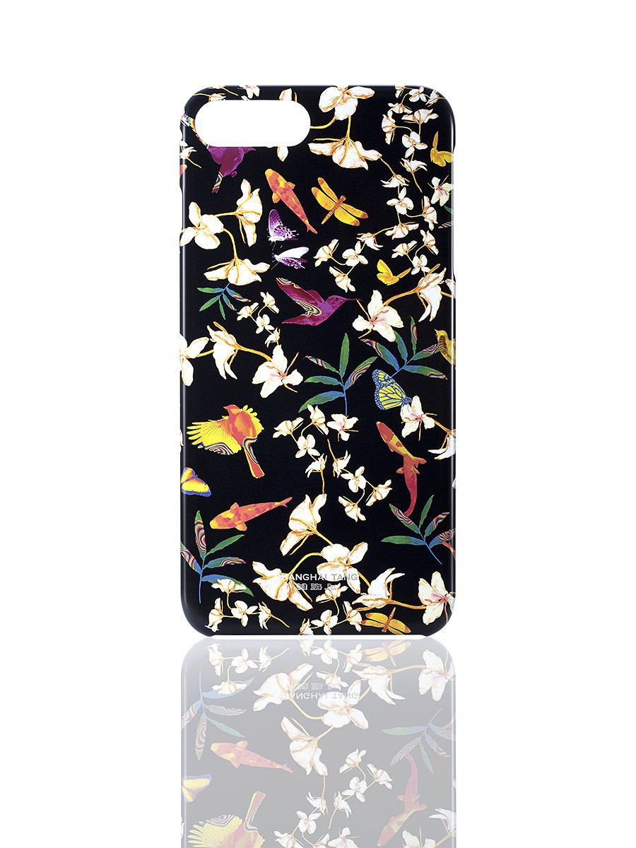 Ginger Flower iPhone 7 Plus Case