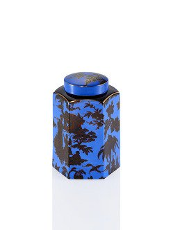 Chinoserie Jar Small