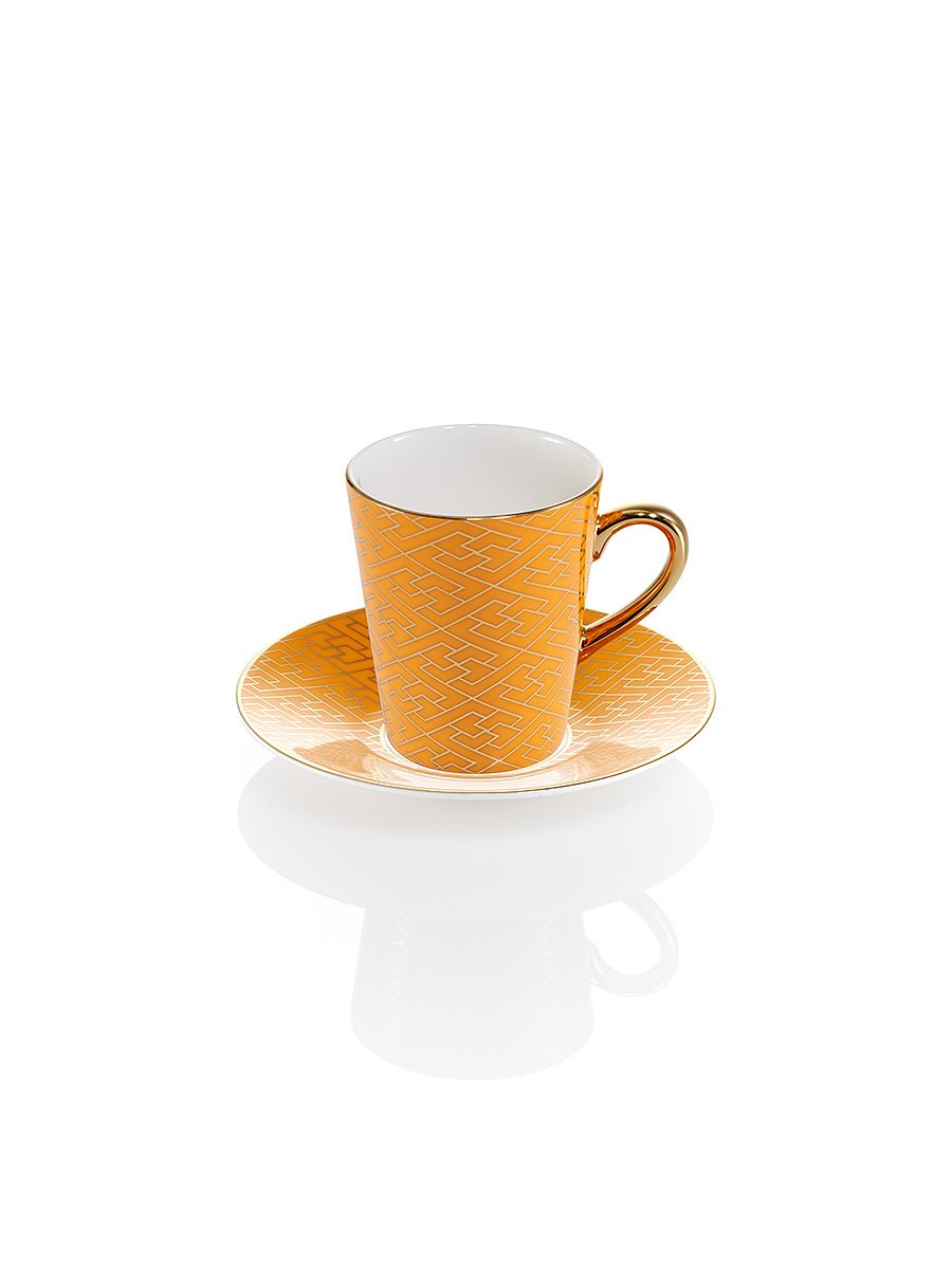 Harmony Espresso Cup and Saucer