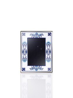4R Porcelain Photo Frame