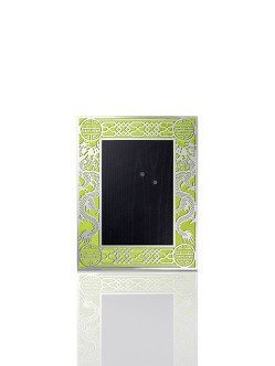 4R Dragon Filigree Photo Frame