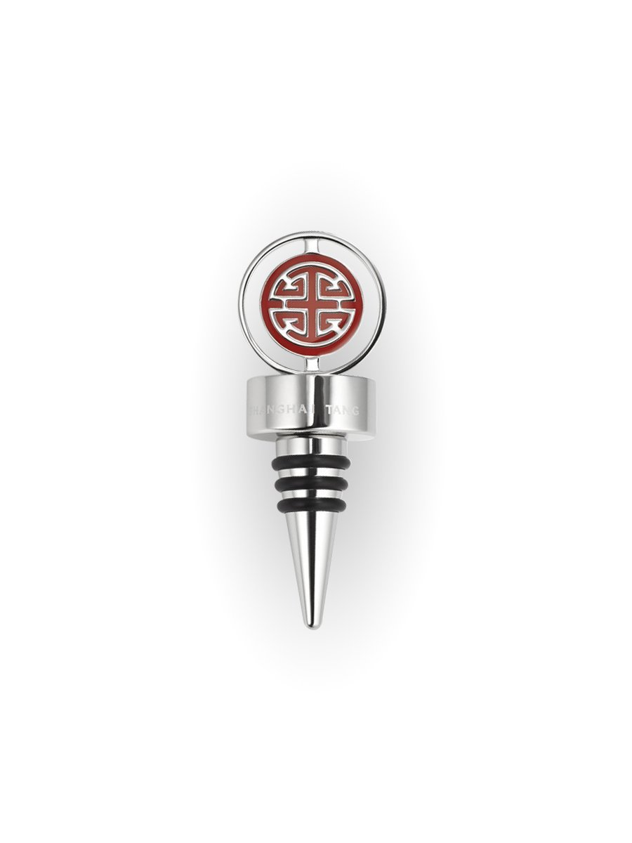 Shou Wine Stopper